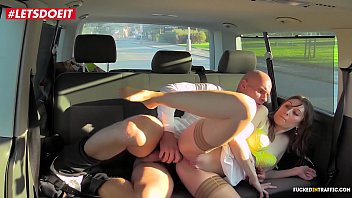 VIP SEX VAULT - Czech Mom Fucked Hard on the Side of the Road - LETSDOEIT.COM