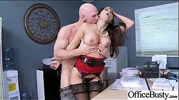 Hardcore Bang With Busty Naughty Cute Office Girl (reena sky) video-24