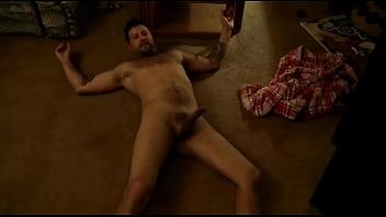 Nude David boreanaz frontal