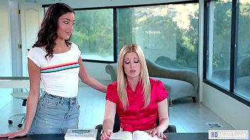Teen and teacher hot fingering taking clothes off red lingerie Thumbnail