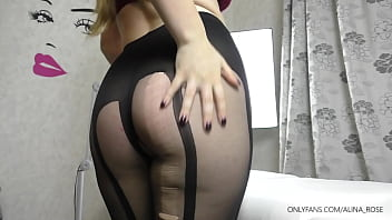 Pantyhose Sex with Teen Teacher