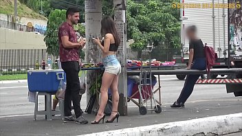 Money Talks On A 18 yo Brazilian White Petit Girl Who Gets Completely Destroyed