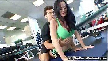 Porn girl student teacher gym with