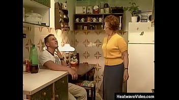 Granny's Big Adventures #1 - Susan - The difference in ages between mature redhead mom and her young lover couldn't be greater!