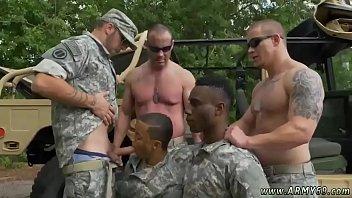 Army men cock