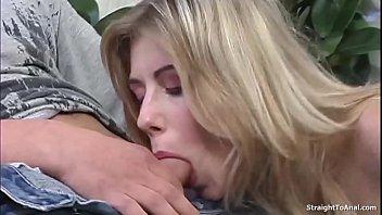 Hard Anal Banging With Blonde Babe Melinda
