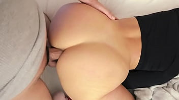 Oops wrong hole babe ! But he keeps on going (Accidental Anal)