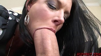 Naughty Cougar Craves For Big Dick