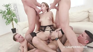 Julia Red 5on1 Balls Deep DAP with Multi positions & 5 Swallows