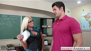 Watch Sex teacher Nikita Von James fuck preview