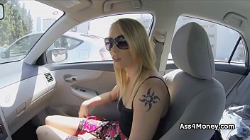 Watch Blonde broke barista dicking for cash preview