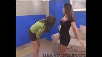 Lesbian spank dailymotion
