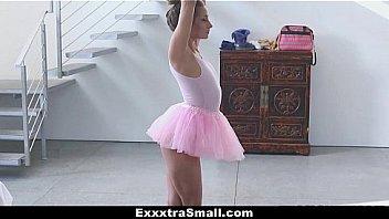 Exxxtra Small - Petite Ballerina (CassidyKlein) And Teacher Banged Hardcore