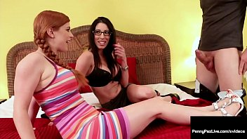 Ginger Bush Beauty Penny Pax takes a