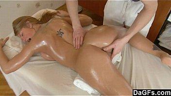 Dagfs - Oily Massage With Francheska