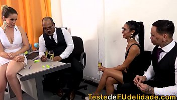 Lara, Andrade, et Niara Pessanha...