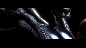 Aliens vs human 2