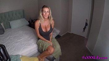 Hot blowjob with big cum shot