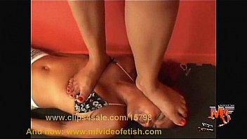 Face Trample - Brazil Foot Fetish Best Moments MF Video