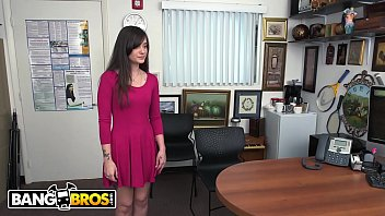 BANGBROS - Precious Brunette With Big Ass (Gia Paige) Making Her Porn Debut