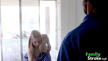 Innocent Step Daughter Deepthroat Step Father Holydays