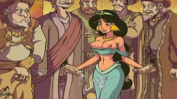 Akabur's Disney's Aladdin Princess Trainer princess jasmine 34