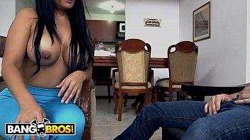 bangbros latina milf maid casandra cleans and fucks for extra cash