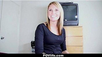 Pov Life - Country Girl (Jordan Denae) Rides Cock Like A Cowgirl