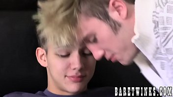 Colorful twink barebacked and cum sprayed