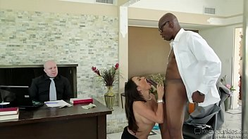 Claudia Valentine Banged In Front Of Cuckold Thumbnail