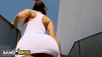BANGBROS - Curvy Colombian Goddess Franceska Jaimes Getting Her Big Butt Banged