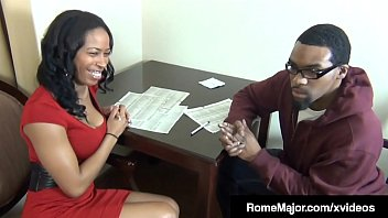 Taboo Teacher Rome Major plows his big black cock into an excellent ebony Mommy, fucking her so good, he gives his student a perfect grade! Full Video & More Chicks @ RomeMajor.com!