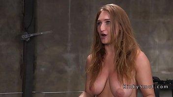 Big natural boobs hands tied compilation