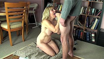 Blow-Job For My Young neighbour