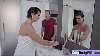 Sex Hard Bang With Big Juggs Hot Mommy (Shay Fox) vid-26