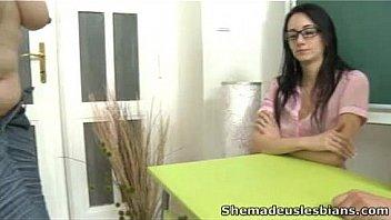She Made Us Lesbians - Amanda and her friend
