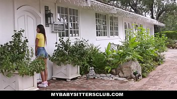 My b. Sitters Club - Hot Girl (Katya Rodriguez) Gets Pounded By Her Teacher