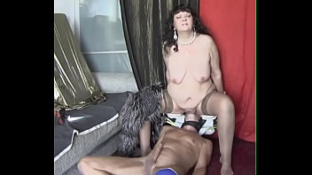 Face Sitting,Pussy Lick,Old,