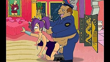 Futurama leela and nibbler porn something is