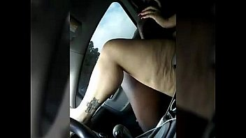 amateur latina getting fucked in car