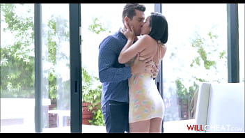 Watch Young Hot Big Tits Wife Karlee Grey Cheats On Her Husband With Latino Guy After He Leaves preview