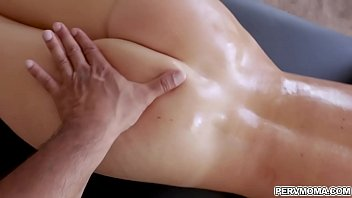 Watch Special fuck massage  for stepmom India Summer preview