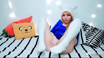 Adventure time cosplay porn