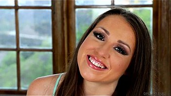 College Lola Foxx and Jada Stevens Try Anal Thumbnail