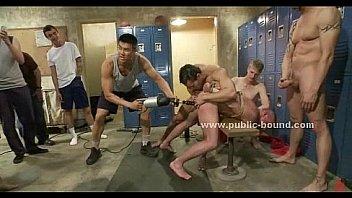 Väzenie Gay Sex porno