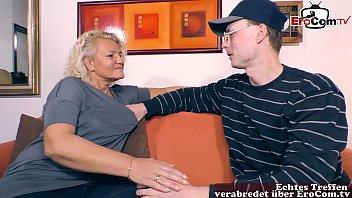 reife deutsche hausfrau verführt jüngeren mann