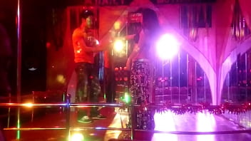 Watch Nepal Desi Bar girl dance of the floor with a handsome boy preview