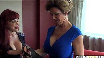 Lesbian Milf Mommy Got Big Boobs → LesbianCUMS.com