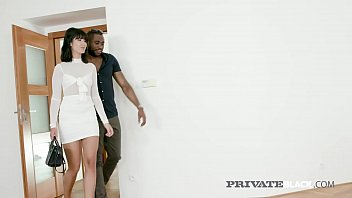 The lovely Lady Dee takes it like a pro with 2 big black cocks stuffing her tiny love holes, including her pretty poop chute, in this hot interracial DP fuck clip Full Flick at PrivateBlack.com!