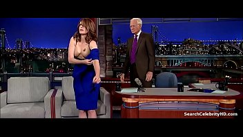 Tina Fey in Late Show with David Letterman 2009-2015